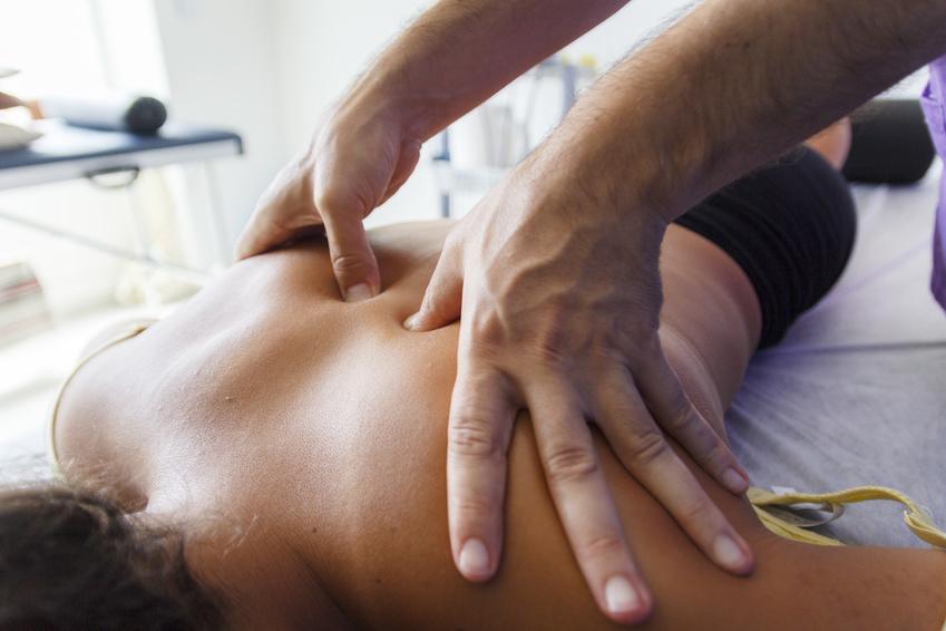 Masaż leczniczy, rehabilitacja